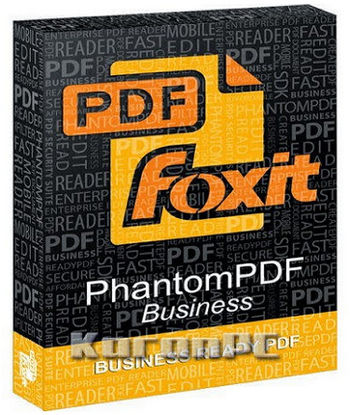 Foxit PhantomPDF Business 7.2.5