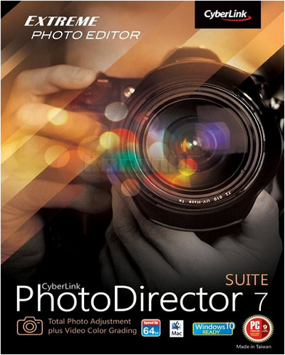 CyberLink PhotoDirector Suite 7