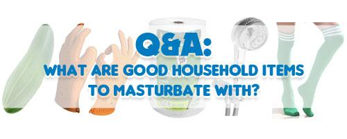 Household Items You Can Masturbate With - banner image