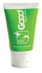 Eco Friendly Sex Toys: Good Clean Love Lube