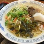 中野ブロードウェイ「香林坊」日本でも台湾素食が食べられた。