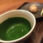 丸の内 一保堂茶舗  至福の一服!老舗茶屋の美味しい抹茶をいただきました。