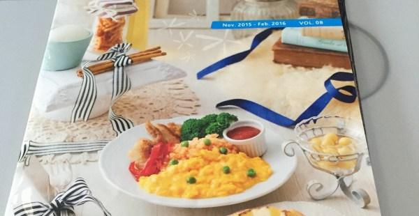 【バニラエア搭乗記】バニラエア機内食11月から2月までのメニューの画像をアップしてみる。