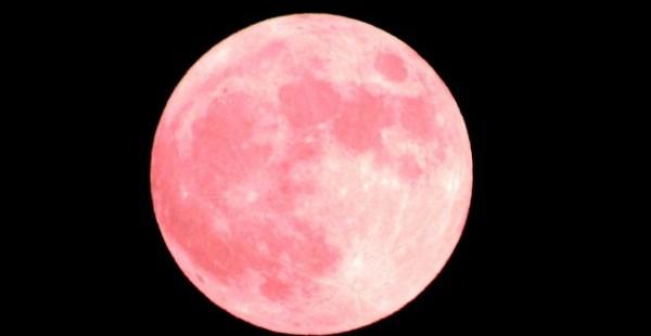 牡羊座エリアで満月