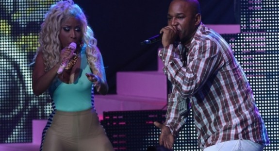 Nicki Minaj and Cam'ron Collaboration