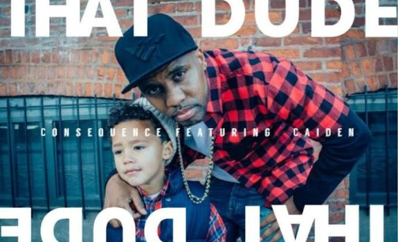 consequence drops new track with 4-year old son that dude