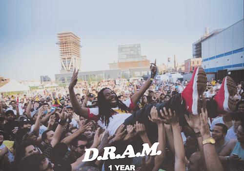 1 Year D.R.A.M