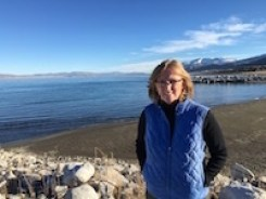 Karen Conrad Pyramid Lake Nevada