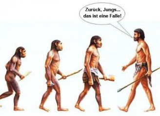 Evolution_Go_Back_german
