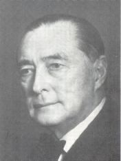 Richard von Coudenhove-Kalergi (1894-1972)