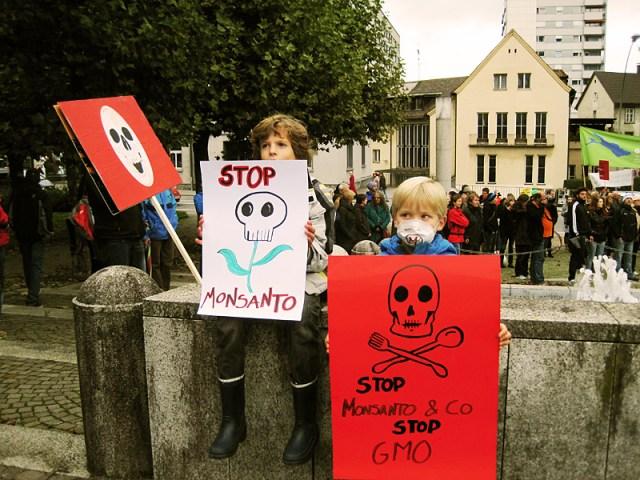 MonsantoDemoBregenz2013_Kinder