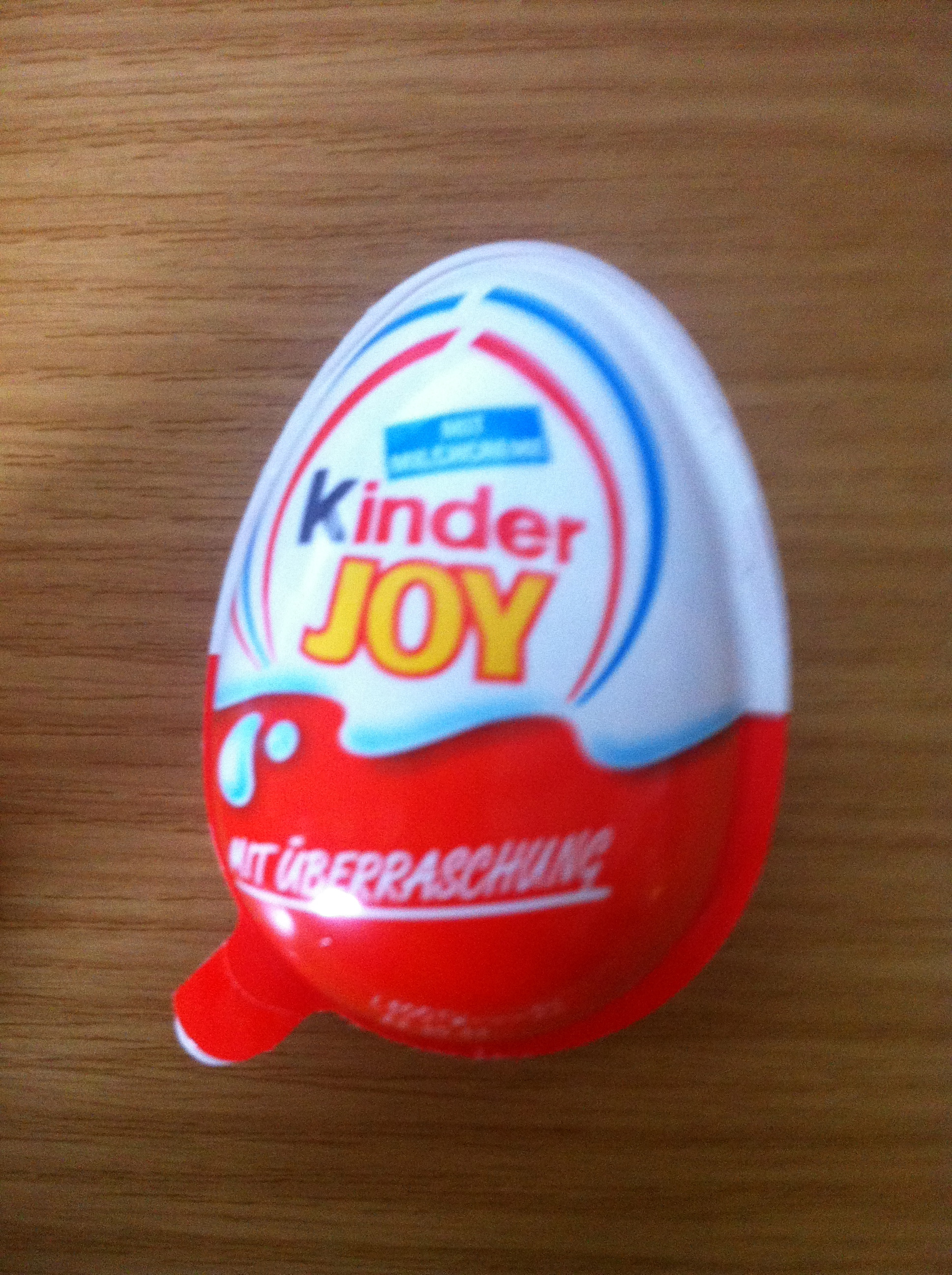 Kinder Eggs, Kinder Joy, and the Kinder Egg Ban : Karilogue