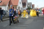 karneval 2014 beauty and the beast costume and float