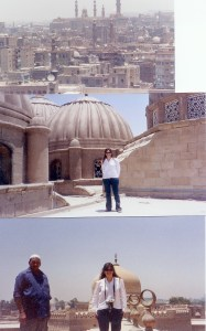 Mosque in Cairo, 2003