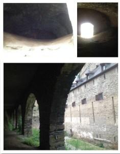 burg rheinfels tunnels