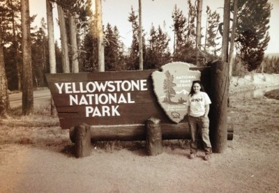 Yellowstone, WY (timed photo) - 2002