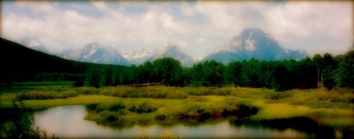 Grand Tetons, Wyoming - 2002