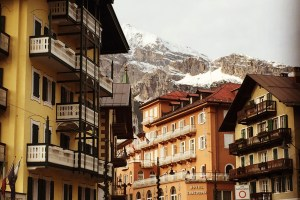 Impressions from Cortina