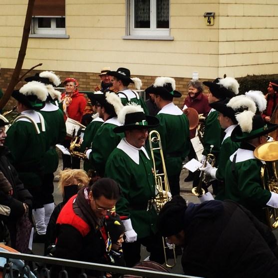 karneval dieburg fasching marching band