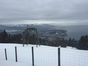Bodensee, winter
