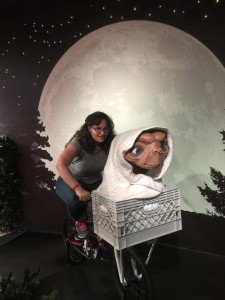 ET, et on bike