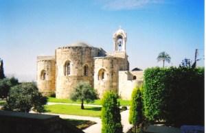 lebanon monastery
