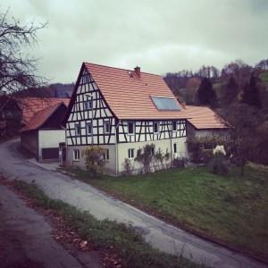 bergstrasse hike starkenburg heppenheim vineyards