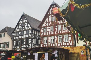 This Year at Seligenstadt's Christmas Market