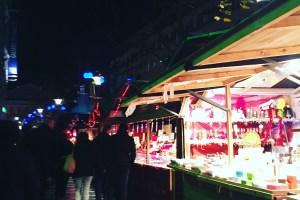 Liege, Belgium's Christmas Village