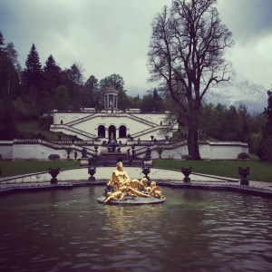 Linderhof palace is close to Oberammergau, and is a good way to spend a couple hours while in the area.
