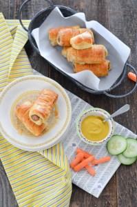 Cuisinart Back to School Sausage Rolls 2