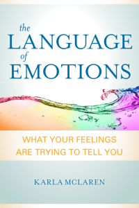 Cover of The Language of Emotions