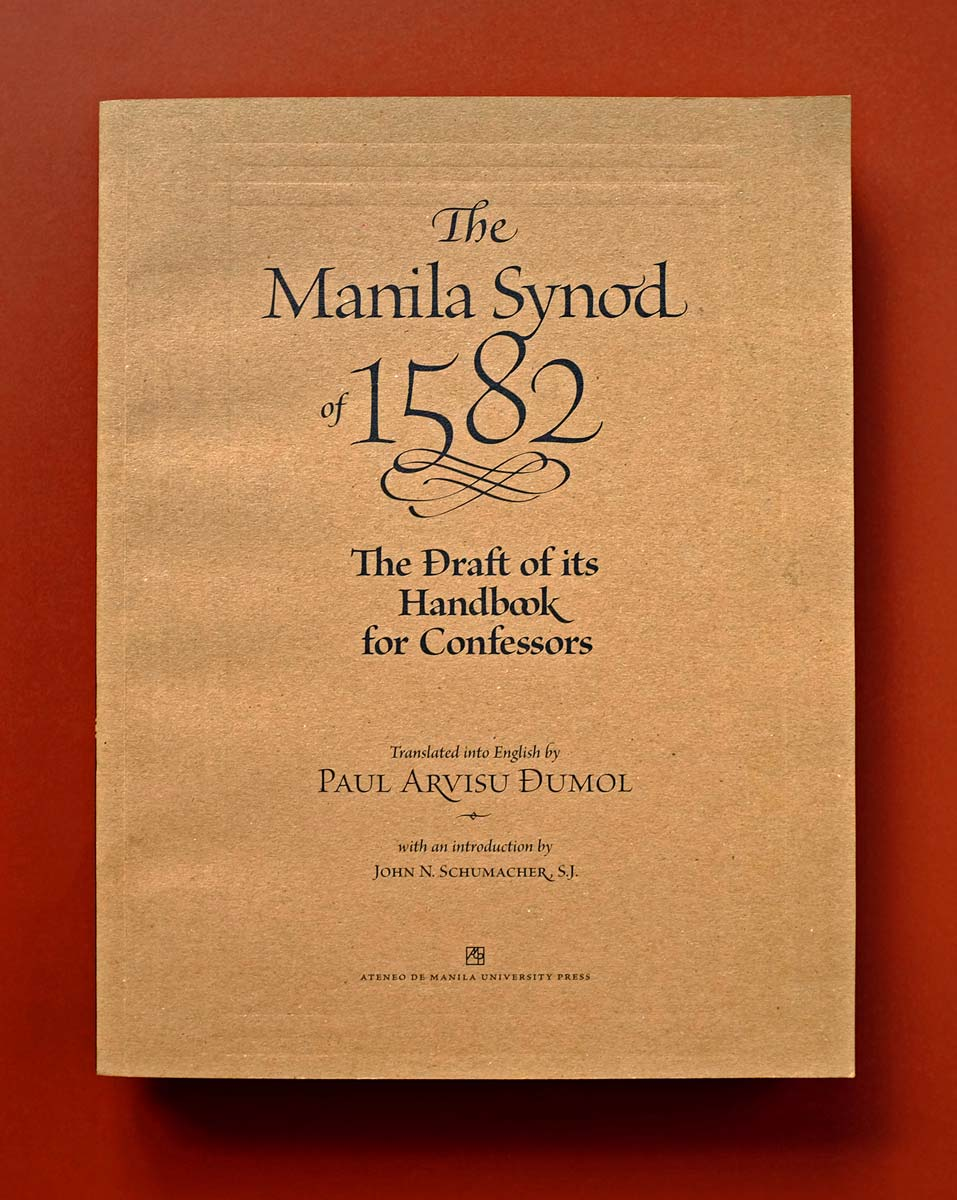 The Manila Synod of 1582