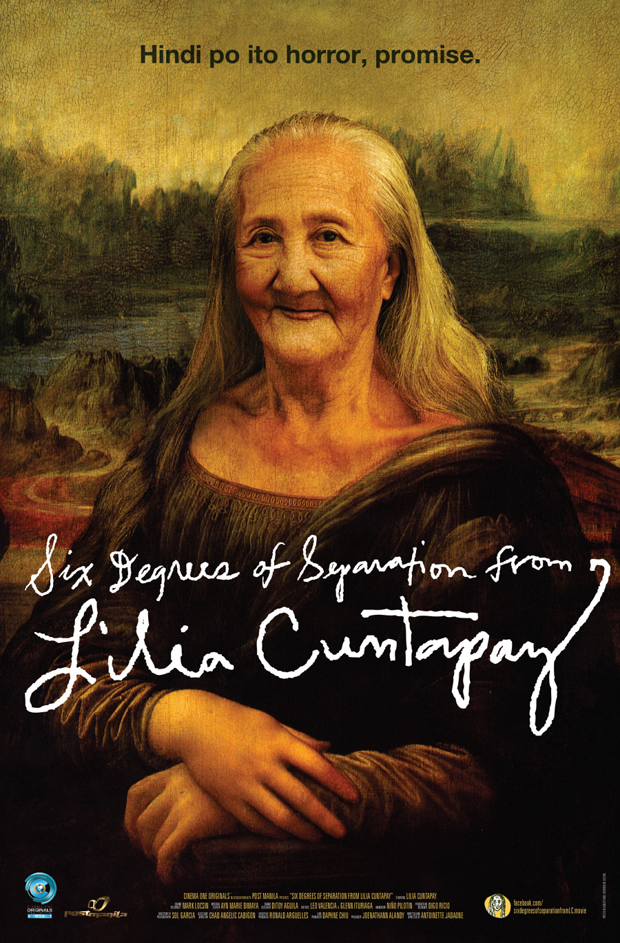 Six Degrees of Separation from Lilia Cuntapay