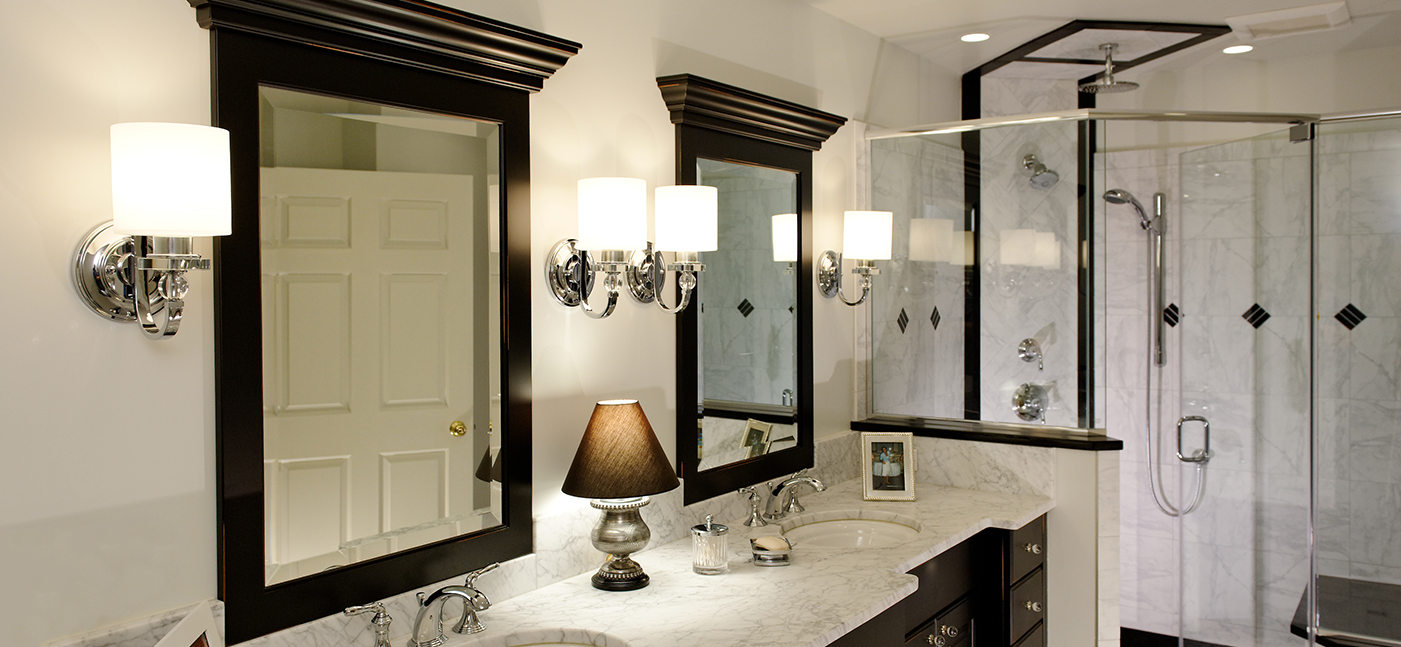 bath design, Shaker Heights, Ohio, Karlovec & Company