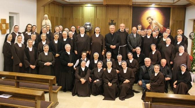 OTVORENJE JUBILEJA PRISUTNOSTI KARMELIĆANKI BOŽANSKOG SRCA ISUSOVA U HRVATSKOJ