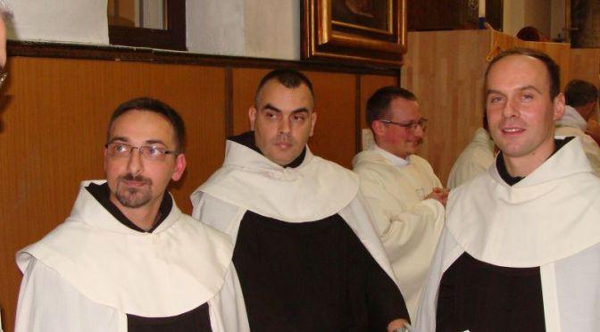 Polaganje svečanih zavjeta i svetkovina Terezije Avilske