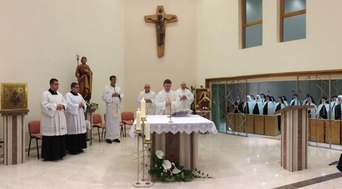 Proslava svetkovine svete Terezije Avilske u Breznici Đakovačkoj