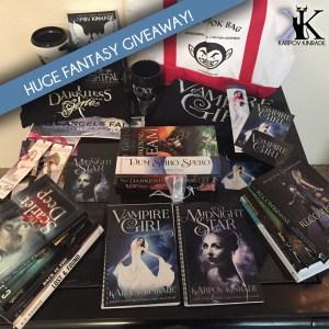 VG2 giveaway fantasy
