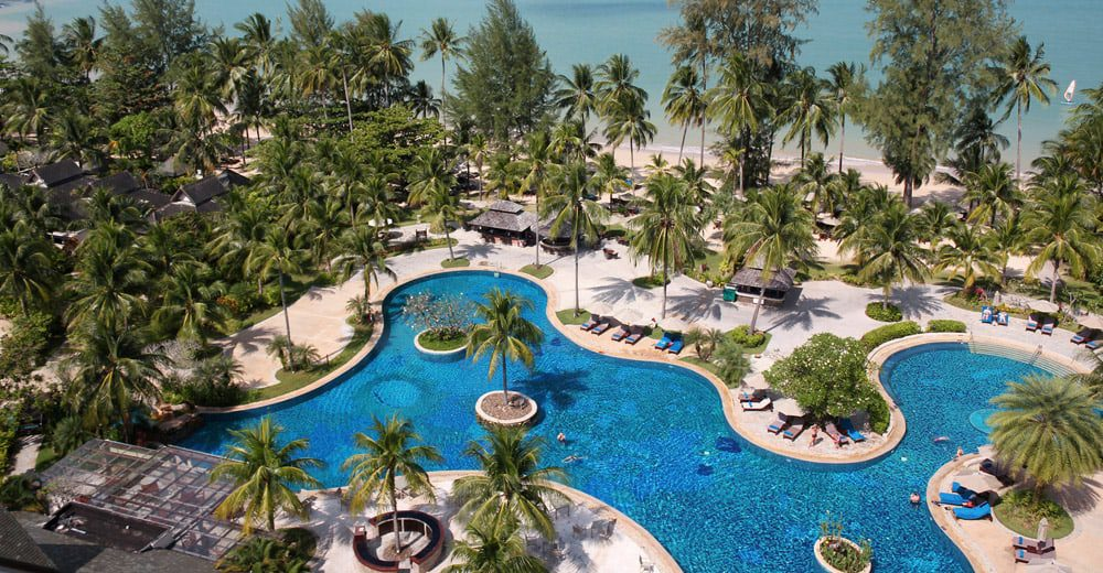Who S Just Opened A Beautiful New Resort In Thailand