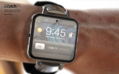 An Apple iWatch Concept Design
