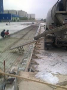 Proyek Betonisasi di Cilegon Jasa Pengaspalan dan Konstruksi Jalan Betonisasi Pembetonan jalan pengecoran jalanJabodetabek jakarta bogor tangerang depok bekasi cikampek