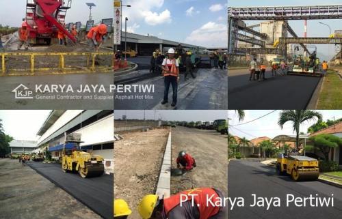 Jasa Konstruksi dan Perbaikan Jalan, Konraktor Pengaspalan, Jasa Aspal Hotmix