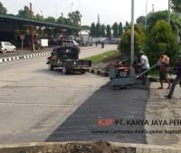 Jasa Aspal Hotmix Konstruksi Jalan Pengaspalan Bandara Soekarno Hatta