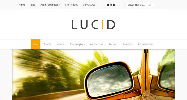 Download Lucid WordPress Theme Free