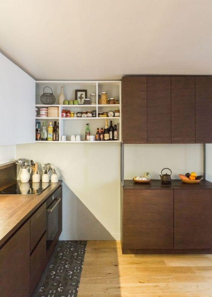 meubles sur mesure pour une cuisine