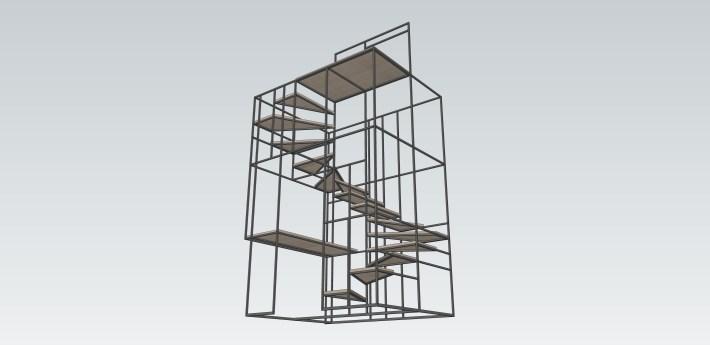 escalier-acier-st-ouen-pers