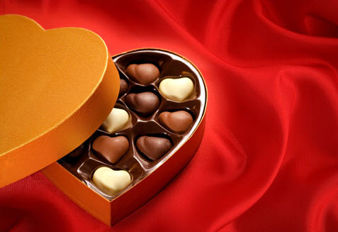 Valentine's Blues?  Here's Your Consolation