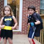 My favorite super heroes {Wordless Wednesday}