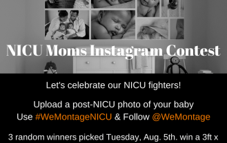NICU Moms Photo Contest